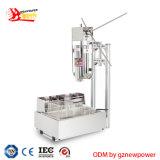 Churros máquina Máquina Churro automática e a fritadeira com marcação CE