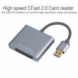 Высокая скорость 500 Мбит/с для USB 3.0 Cfast 2.0 устройство чтения карт памяти