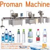 Promanの自動純粋なびんの天然水の満ちるびん詰めにする生産ライン