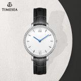Alça em couro relógios de aço inoxidávelpara 71031 Laides personalizada