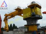Marinekran-Plattform-Kran-Offshorekran-teleskopischer Hochkonjunktur-Kran