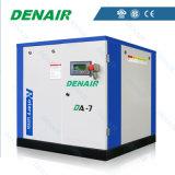 7.5 Compressore d'aria azionato a cinghia della vite dell'HP Kw/10