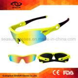 Glaces de recyclage conduisant le sport Gafas de mode d'Oculos Ciclismo de cycle de bicyclette de lunettes de soleil d'hommes et de femmes de moto de lunetterie