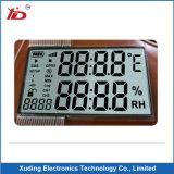 Visualización modificada para requisitos particulares negativa amarilla de Customerized Stn LCD