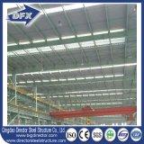 Пакгауз панельного дома сарая мастерской здания Qingdao высокопрочный светлый стальной Strcture