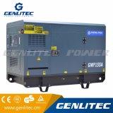 防音の無声Weifang K4100zdのディーゼル機関の発電機30kw
