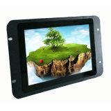 Монитор LCD касания 10.1 дюймов ультракрасный/пила/сопротивляющий/емкостный экран опционный