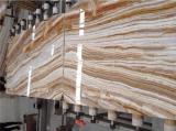 Belle mattonelle delle lastre del marmo di Onyx del Rainbow