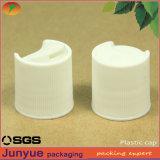 18/410 casquillo plástico de la tapa del disco para la botella cosmética plástica