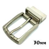 La boucle de courroie en alliage de zinc de Pin en métal de qualité pour la robe ceinture les sacs à main de chaussures de vêtement (XWS109)