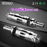 Il Buy alla rinfusa del nuovo prodotto dalla Cina Seego G-Ha colpito l'atomizzatore di K3 Generador Cbd