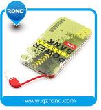 Оптовая торговля Ce RoHS Мобильный Банк питания зарядного устройства
