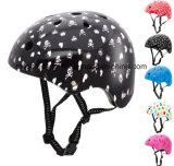 La sûreté unisexe de gosses folâtre les casques S/M/L de POINT de vélo de moto de protection