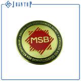 Logo personalizado de alta calidad de la fábrica Pin de solapa de metal