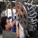 Perforación avanzada del CNC del Siemens-Sistema de Mt52D-21t y torno que muele