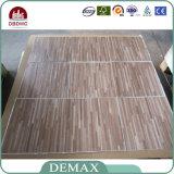Le meilleur carrelage de PVC de vinyle de planche de revêtement de sol de PVC en bois
