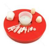 シリコーンゴムの形成された製品およびグロメットをカスタマイズしなさい