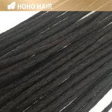 20のインチの組合せカラー総合的な毛の拡張かぎ針編みは恐れる