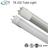 T8 10W balasto magnético y electrónico Compatible LA LUZ DEL TUBO LED