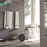 Specchio poco costoso dell'alluminio di Frameless 4mm decorativo per la vendita