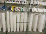 Filtre de cartouche de fonte de pp avec la filtration de l'eau d'élément de 1 à 100 microns