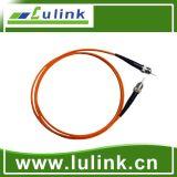 Cuerda de corrección óptica de fibra con el solo duplex modelo