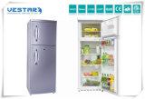 холодильник 381L 220V с двойной дверью для домашней пользы