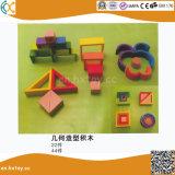 Деревянные строительные блоки, классического образования игрушки для детей дошкольного возраста