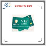 Carte bon marché du contact IC de PVC des prix