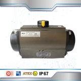 Pneumatischer Stellzylinder für Kugelventil und Drosselventil