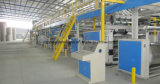Double Corrugated Roller Corrugate Cardboard Production Line Machine