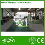 Granulatore di legno della macchina della pallina dell'erba della paglia della biomassa dei 2 t/h