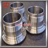 Feuille de métal galvanisé noir Shell partie d'usinage CNC