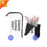 Сублимация Dropshipping карандаш сумку Canvas жесткий карандаш для управления