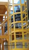 FRPの手すりまたは建築材料またはガラス繊維の梯子か作業梯子