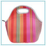 Дешевые Фэшн неопреновые обед изолированный пикник женская сумка с охладителя