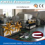 Продукция трубы из волнистого листового металла PE Jiangsu Kwell одностеночная/машина/линия/оборудование штрангя-прессовани