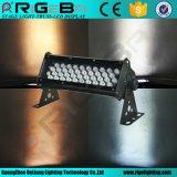 Het Licht van de dynamische Witte Lichte 40 3W LEIDENE LEDs van de Vlek Was van de Muur