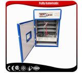 Máquina usada aprovada Ce da incubadora do equipamento da incubação da galinha em Tanzânia