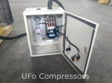 zweistufiger Hochdruckkolben 30bar, der Luftverdichter für Flaschen-Formteil-Schlag hin- und herbewegt