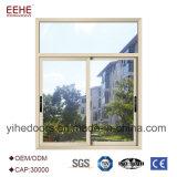 Bon prix des fenêtres coulissantes dans les Philippines fenêtre en aluminium