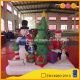 Partito gonfiabile di natale del giocattolo di natale del giocattolo decorativo gonfiabile dell'albero di Natale (AQ5788)