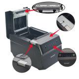 Novo Design 80mm impressora de recibos térmica / USB + Ethernet + Serial