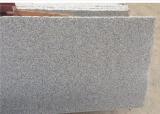 Mattonelle grige delle lastre del granito G603 della Cina