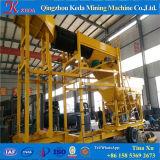 Mini-or et les mines de diamant Trommel pour l'exportation