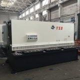 Cisaillement hydraulique de massicot/machine de découpage de tonte de machine/en métal (QC11Y-12X3200)