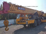 Condução direita usada do guindaste de Kato 50t do guindaste móvel de Kato Nk500e