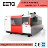 Corte a Laser de fibra para processamento de corte de folha de metal