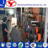 Telas industriales modificadas para requisitos particulares