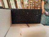 Meteoro Negro / losa de granito para cocina, cuarto de baño/Piso/pared